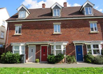 Thumbnail 3 bed terraced house for sale in Mazurek Way, Swindon
