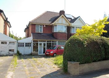 Thumbnail 3 bedroom semi-detached house for sale in Southbourne Avenue, Hodge Hill