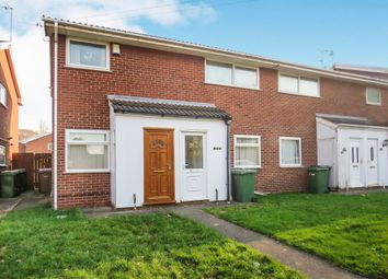 Thumbnail 2 bedroom flat for sale in Norwich Drive, Upton, Wirral