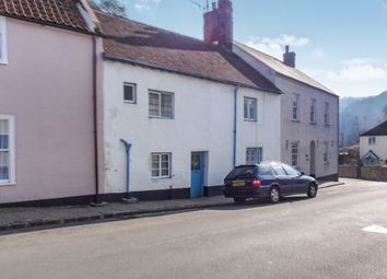 Thumbnail 3 bedroom terraced house for sale in West Street, Dunster, Minehead