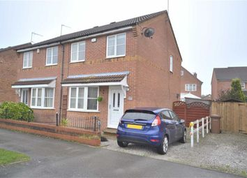 Thumbnail 3 bed property for sale in Cleeve Road, Hedon, Hull