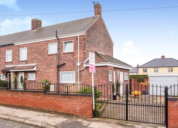 Thumbnail 3 bed semi-detached house for sale in Broomhill Place, Knottingley