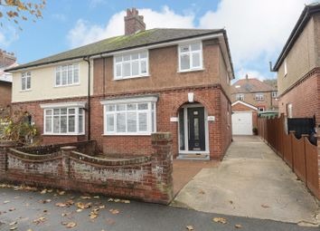 Thumbnail 3 bed semi-detached house for sale in Elms Vale Road, Dover