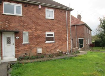 Thumbnail 2 bedroom semi-detached house to rent in Waterside Drive, Blurton, Stoke On Trent