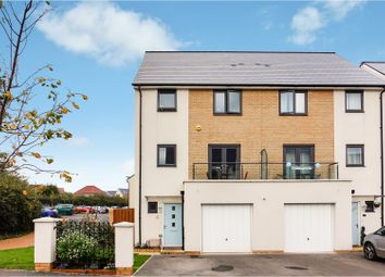 Thumbnail 4 bedroom semi-detached house for sale in Willowherb Road, Emersons Green