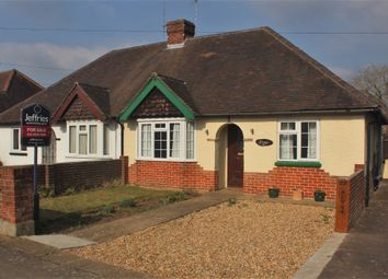 Thumbnail 2 bed semi-detached bungalow for sale in Allenby Grove, Portchester, Fareham