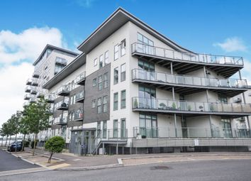 Thumbnail 2 bed flat for sale in Ingress Park, Greenhithe