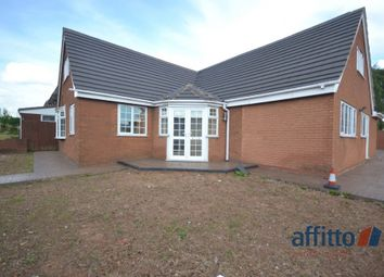 Thumbnail 3 bedroom bungalow to rent in Salters Road, Walsall Wood, Walsall