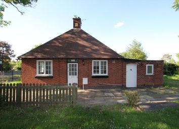 Thumbnail 2 bed detached bungalow for sale in Stoughton Drive South, Oadby, Leicestershire