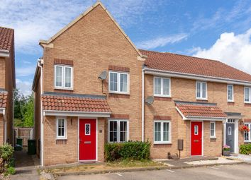 Thumbnail 3 bed end terrace house for sale in Greenfields Gardens, Shrewsbury
