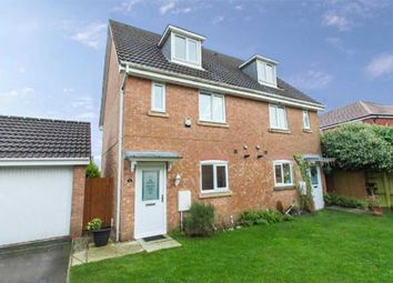 Thumbnail 3 bed semi-detached house for sale in Nuffield Close, Bolton