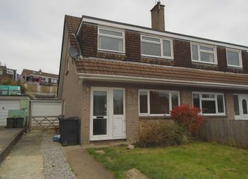 Thumbnail 3 bed detached house to rent in Woodburn Close, Ivybridge, Devon