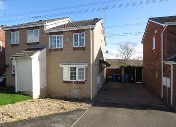 Thumbnail 2 bed property for sale in Meadow Gate Avenue, Sothall, Sheffield