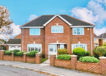 Thumbnail 4 bed detached house for sale in Pickard Crescent, Sheffield