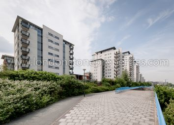 Thumbnail 2 bed flat for sale in Tidlock House, Erebus Drive, West Thamesmead, London
