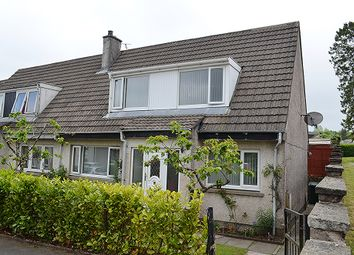 Thumbnail 4 bed terraced house for sale in Ferguslie Place, Sandbank, Argyll And Bute