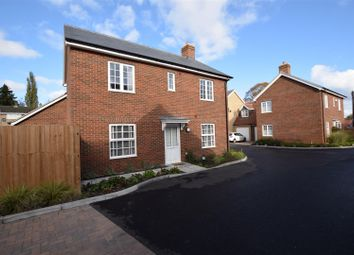 Thumbnail 4 bed detached house for sale in Cousins Yard, Sible Hedingham, Halstead