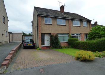 Thumbnail 3 bedroom semi-detached house for sale in Castledykes Road, Dumfries