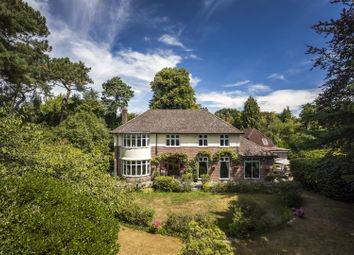 Thumbnail 4 bed detached house for sale in Canford Cliffs Road, Branksome Park, Poole