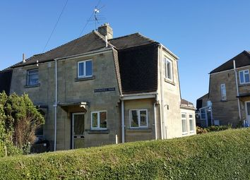 Thumbnail 3 bed semi-detached house to rent in Roundhill Park, Bath