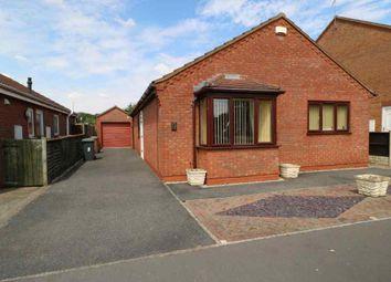 Thumbnail 3 bed detached bungalow for sale in Park Lea, Ruskington, Sleaford