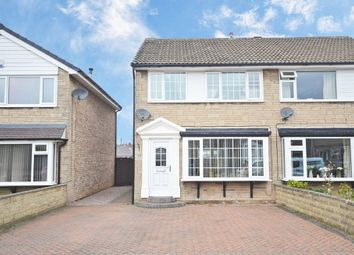Thumbnail 3 bed semi-detached house for sale in Lichfield Road, Dewsbury