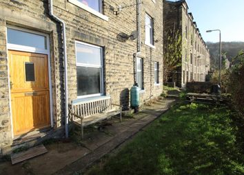 Thumbnail 2 bed terraced house for sale in Princess Street, Hebden Bridge