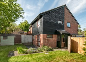 Thumbnail 1 bed end terrace house for sale in Plough Way, Winchester, Hampshire