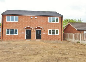 Thumbnail 3 bedroom semi-detached house for sale in Bondfield Close, Wombwell, Barnsley