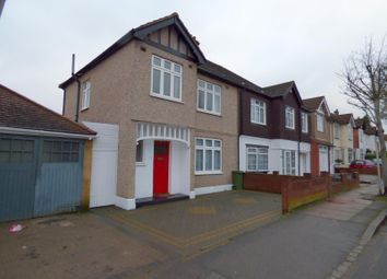 Thumbnail 3 bed semi-detached house to rent in Siward Road, Bromley
