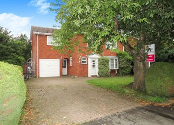 Thumbnail 4 bedroom detached house for sale in St Johns Close, Leasingham, Sleaford