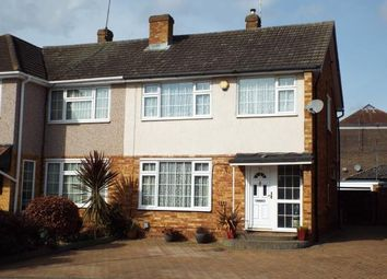 Thumbnail 3 bed end terrace house for sale in Ashdown Crescent, Cheshunt, Waltham Cross, Hertfordshire