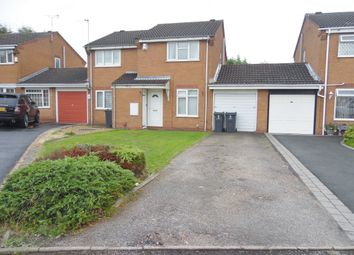 Thumbnail 2 bed semi-detached house for sale in Fellbrook Close, Stechford, Birmingham