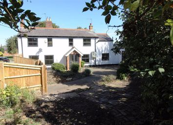 Thumbnail 3 bed country house for sale in The Marsh, Crick, Northampton