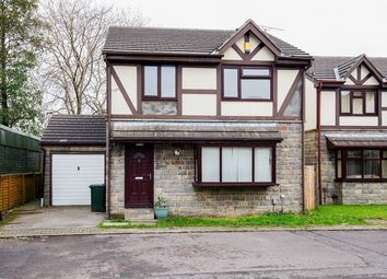 Thumbnail 3 bed detached house for sale in Branksome Court, Bradford