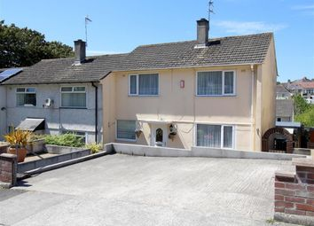 Thumbnail 3 bed end terrace house for sale in Wilson Crescent, Milehouse, Plymouth