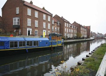 Thumbnail 2 bedroom flat to rent in Minster Wharf, Beverley