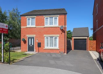 Thumbnail 4 bed detached house for sale in Locke Drive, Sheffield
