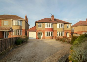 Thumbnail 3 bed semi-detached house for sale in Beamhill Road, Stretton, Burton-On-Trent