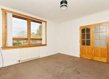 Thumbnail 2 bed flat for sale in Cardross Avenue, Broxburn, West Lothian