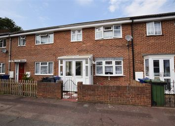 Thumbnail 3 bed terraced house for sale in Dent Close, South Ockendon, Essex