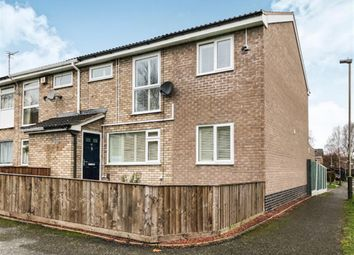 Thumbnail 4 bed terraced house for sale in Keepers Walk, Beaumont Leys, Leicester