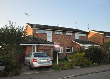 Thumbnail 4 bedroom semi-detached house for sale in Chainhouse Road, Needham Market, Ipswich