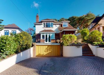 Thumbnail 3 bed detached house for sale in Dean Swift Crescent, Canford Cliffs, Poole
