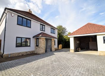 Thumbnail 4 bed detached house for sale in Ashen Road, Ridgewell, Halstead