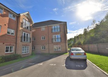 Thumbnail 2 bed flat for sale in Lamberton Drive, Brymbo, Wrexham