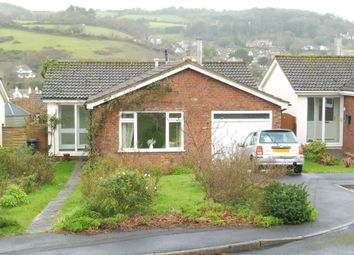 Thumbnail 2 bed detached bungalow for sale in Richmond Close, Minehead