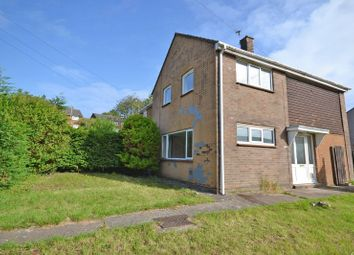 Thumbnail 3 bed terraced house to rent in Roman Way, Caerleon, Newport