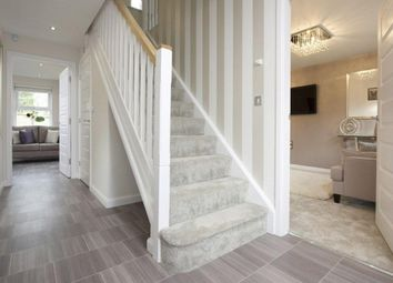 "Thumbnail 4 bedroom detached house for sale in ""Lincoln"" at Hampton Dene Road, Hereford"
