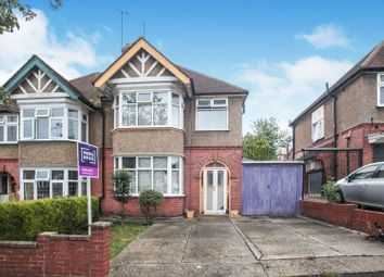 Thumbnail 3 bed semi-detached house for sale in Cutenhoe Road, Luton